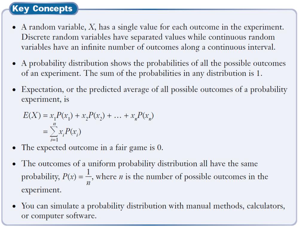 medium resolution of 1. Probability Distributions - GHCI Grade 12 Mathematics of Data Management