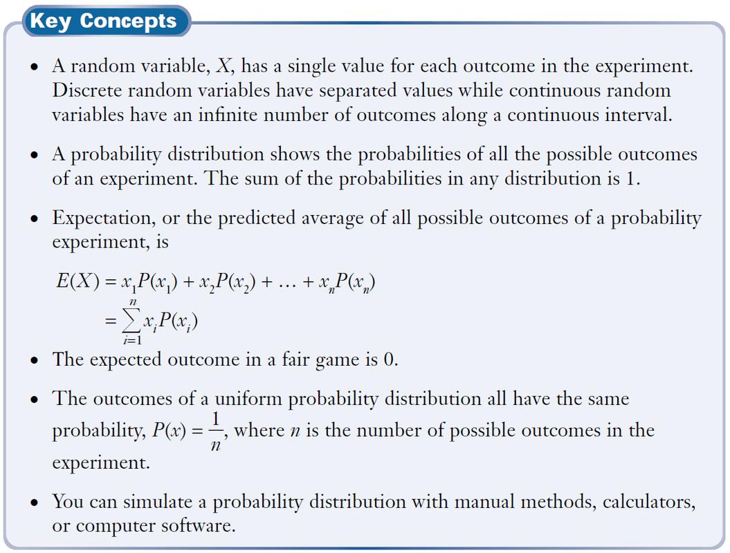 hight resolution of 1. Probability Distributions - GHCI Grade 12 Mathematics of Data Management