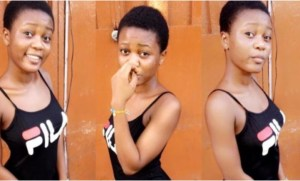 'I Fvck For iPhone Not Indomie'- Slay Queen Tells Friends