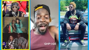 I salute Shatta Wale, Americans are celebrating him here - Kwaw Kesse reveals in USA