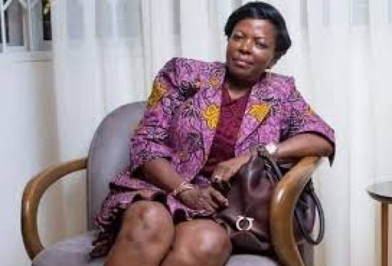MP Lydia Alhassan spotted dancing joyously after Ayawaso West Wuogon