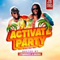 Stonebwoy and Davido set to Shut Down Accra with Activate Party.