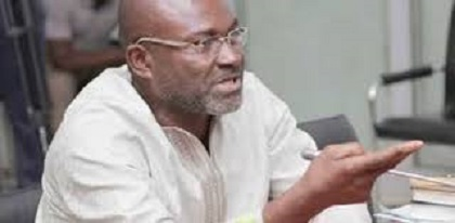 some assassion men has treating to kill a Ghanaian lawmaker Honorauble Kennnedy Agyapong (Audio)