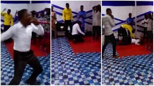 Video: Pastor dies mysteriously while preaching in church