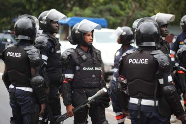 Ghana Police bans air conditioners in churches and restricts services