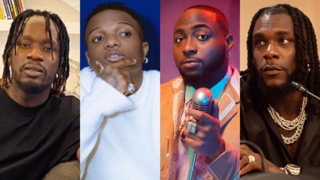Davido, Wizkid And Others Make 2021 Forbes African Icons List