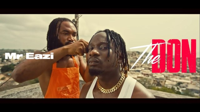 Mr Eazi - The Don (Official Video)