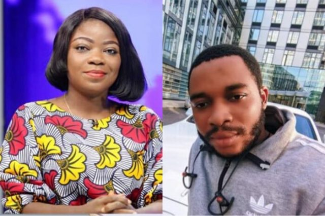 """""""gyimi, you talk out of ignorance and fear"""" – Twene Jonas Throws Shots At Vim Lady For Criticizing Him (Video)"""