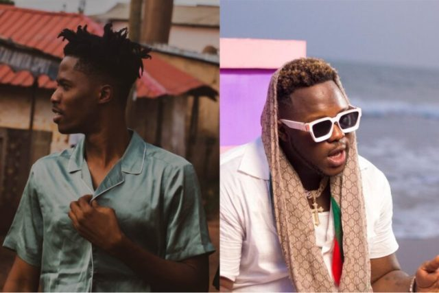 Is Kwesi Arthur's Verse ''Mo Guy Guy Nyinaa Mo Hy3 Kpoo'' On Sore Remix A Diss To Medikal? Twitter User Asks