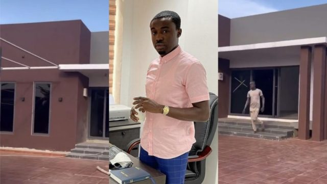 Video: Criss Waddle Gives A Tour Of The Progress Of His Real Estate