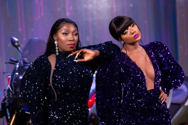Eno Barony ft. Efya - God Is A Woman (Official Video)
