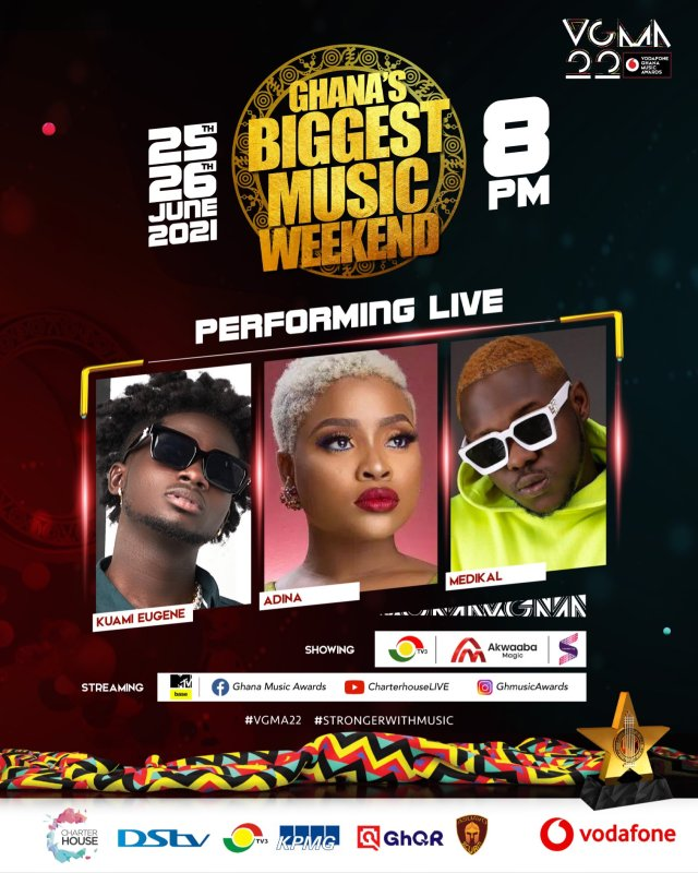 VGMA2022: Full Live Performance - Day 1