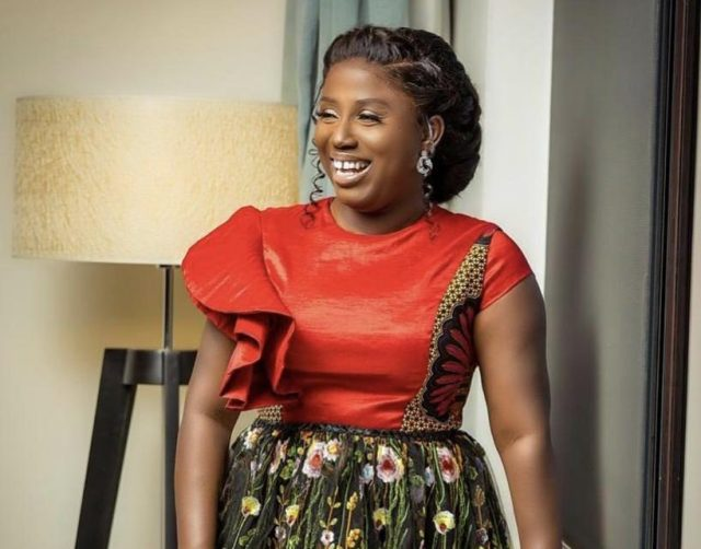 """Diana Hamilton Wins The """"Gospel Song of The Year"""" with - Adom"""