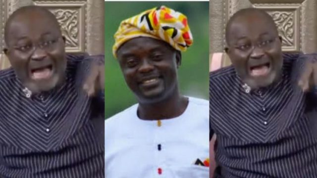 (+VIDEO) You Are Not Above The Law! – Speaker Cautions Kennedy Agyapong After Threatening To Beat Up JoyFM Journalist