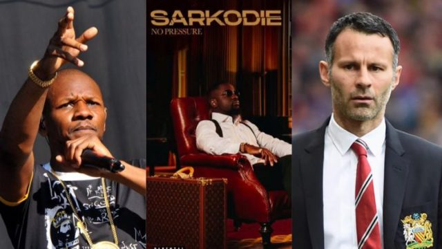 Did Sarkodie feature Giggs the footballer or Giggs the rapper on his new album