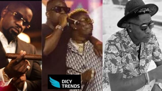 Sarkodie Shows Love To Shatta Wale's Employment Drive, #Shaxi