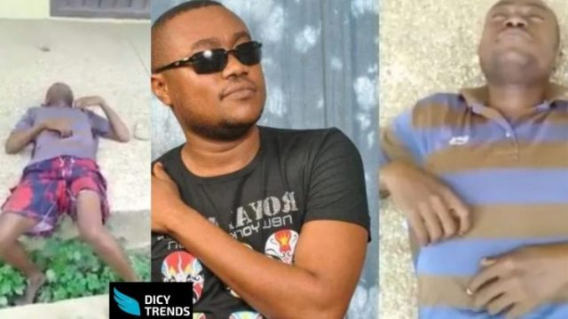 Ghanaian Sound Engineer, 'Sugar Tone', Turns Alcoholic After Years Of Fame And Beat making