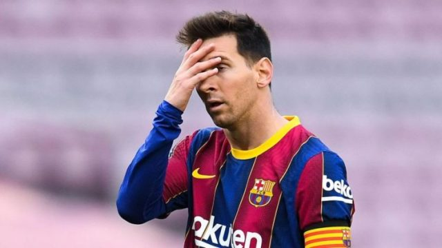 Lionel Messi Officially Quits Barcelona FC (Full Details)