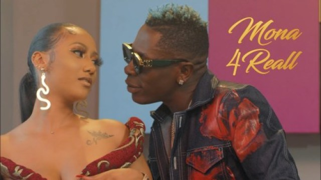 Mona 4Reall ft. Shatta Wale – Baby (Official Video)