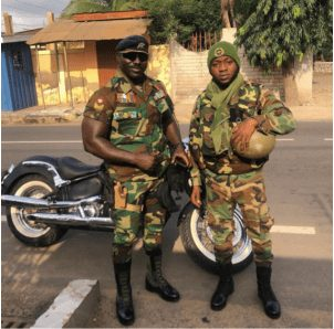 The Military Man Trending With His Original iPhone 12Pro And 6 Packs (+ Photos)