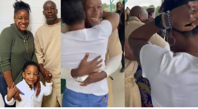 Man wrongly convicted for a murder committed by his friend regains freedom after 26 years (Video)