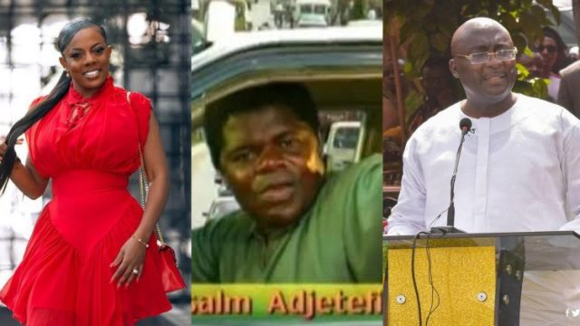 Nana Aba Anamoah Jabs People Complaing About Bawumiah's Help To TT Of Taxi Driver's-help-to-tt-of-taxi-driver