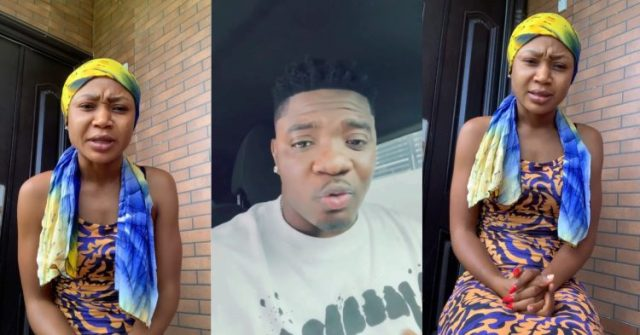 Didn't You Enjoy The Styles I Gave You? – Akuapem Poloo Ask Armani About Their Dating Brouhaha (Watch Video)