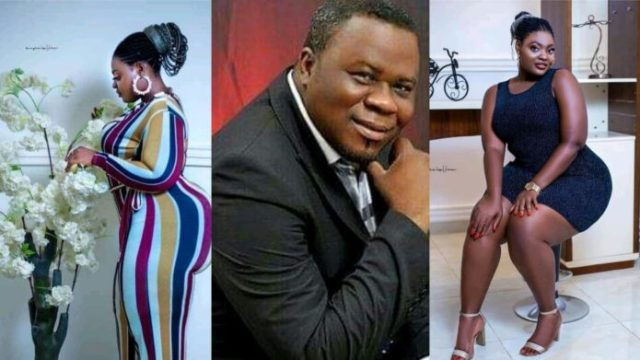 Gold digger, Shemima of Date Rush eyes to become Dr Kwaku Oteng's 6th wife