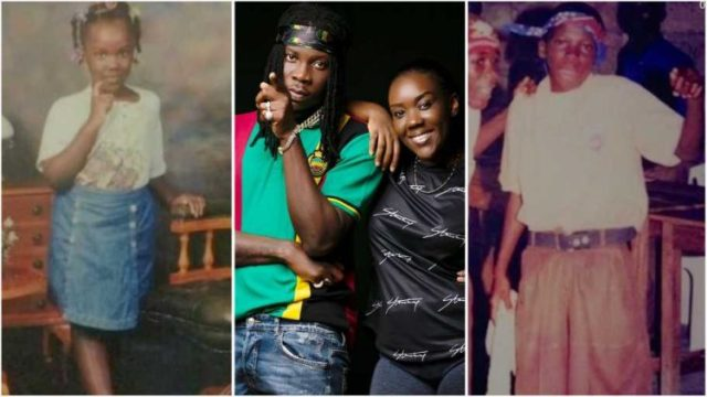 Stonebwoy and Wife Shares Lovely Videos Of How They Started Their Relationship (Watch Video)