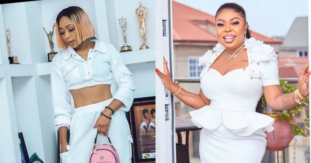 My Beef With Afia Schwarzenegger Is Because She Dissed My Mother - Akuapem Poloo