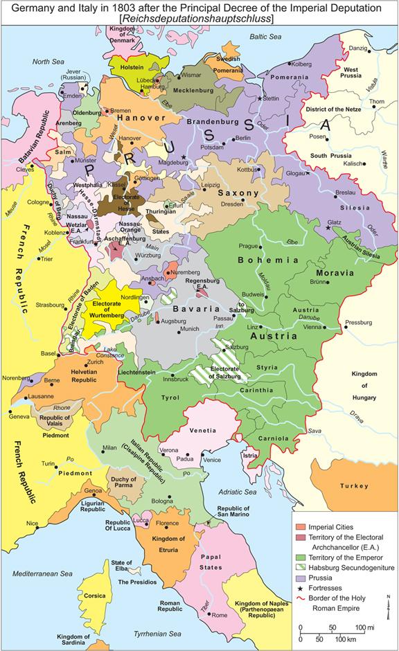 GHDI Map