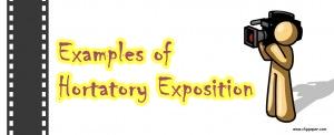 Hortatory Exposition Engjon
