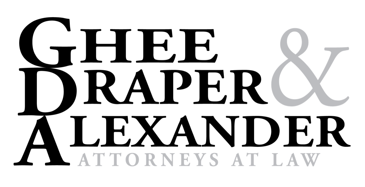 Family Law Attorney, Ghee & Draper