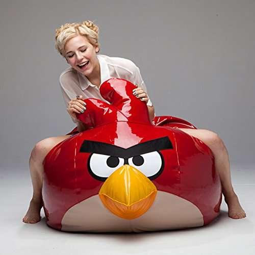 Gối Xốp Angry Birds (Hình chú Chim)