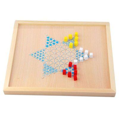 Joc educativ mozaic din lemn cu 700 piese