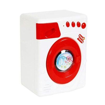 Mașină de spălat rufe pentru copii cu sunete și cuvă rotativă