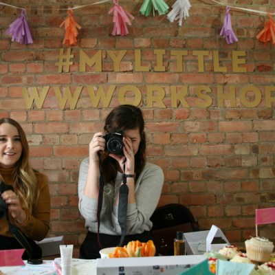 WishWishWish + My Little Box Photography Workshop