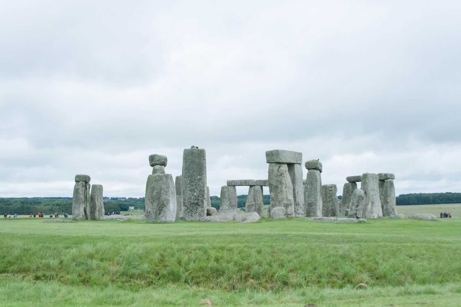 Ghenet Actually    Stonehenge and Bath