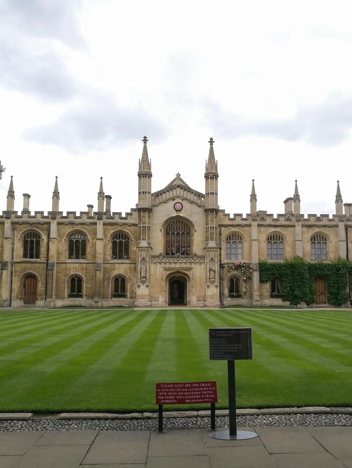 Ghenet Actually || A Guide To Cambridge