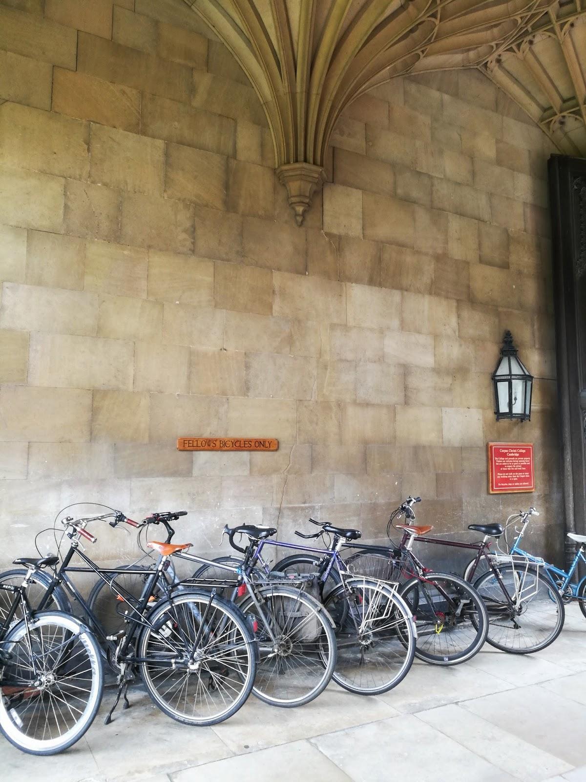 Ghenet Actually    A Guide To Cambridge