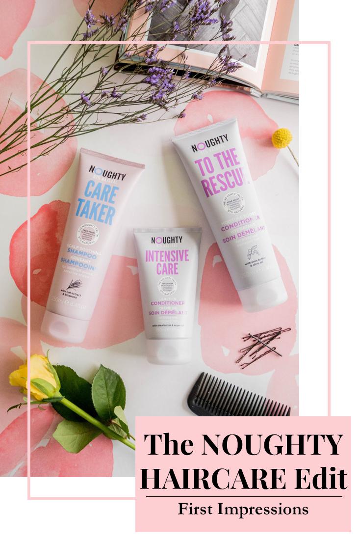 Ghenet Actually || Noughty Haircare