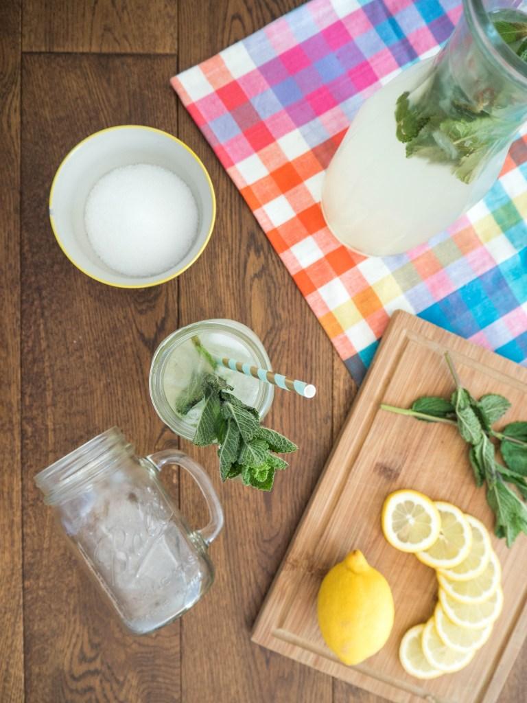 Ghenet Actually || Summery Mint Lemonade