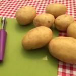 potatobomb was de aardappelen