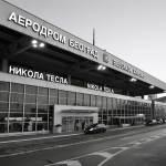 Белград.Аэропорт и сам город .