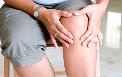 Самомассаж коленного сустава