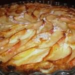 Яблочный пирог. Мир питания.