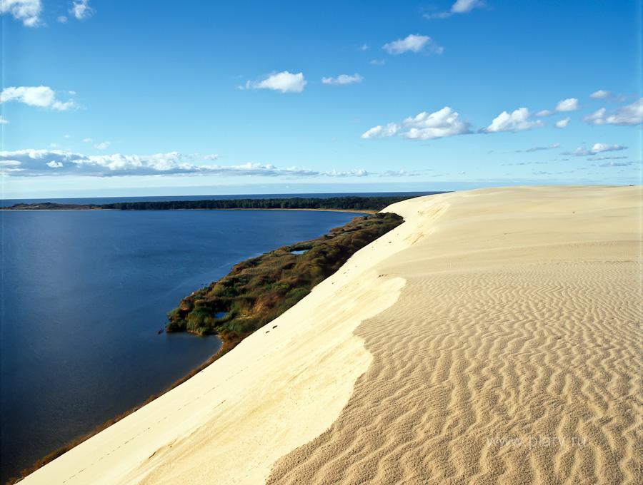 дюны Ниды
