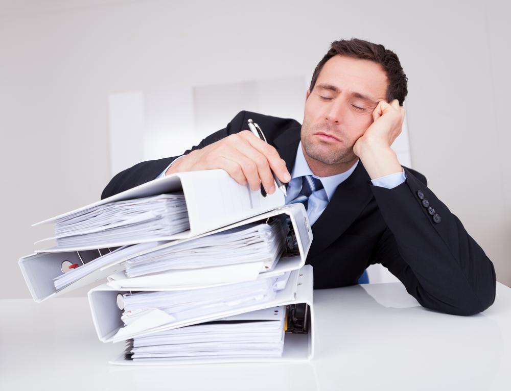 недостаток сна