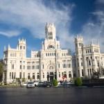 В Мадрид с детьми