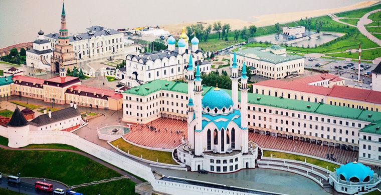 Историческая часть Казани